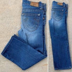 True Religion Jeans kids size 12